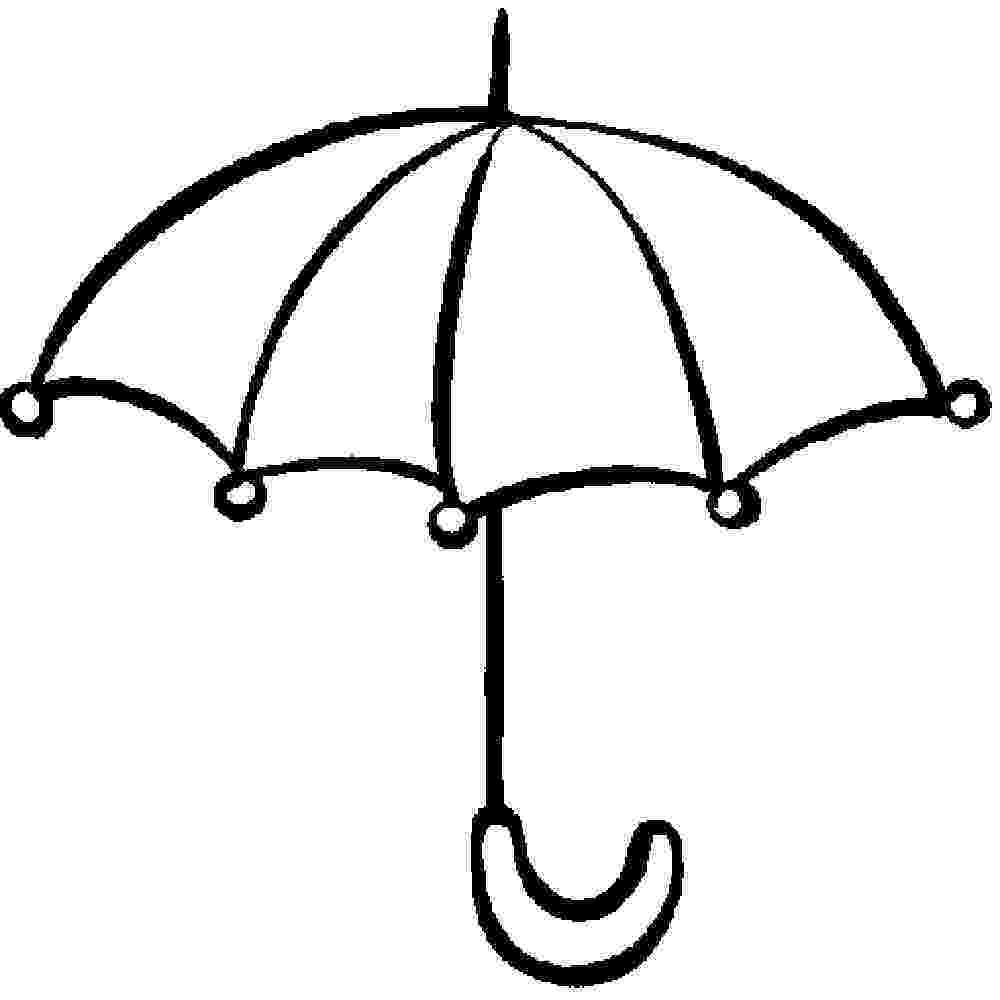 umbrella coloring page umbrella coloring pages for childrens printable for free page coloring umbrella