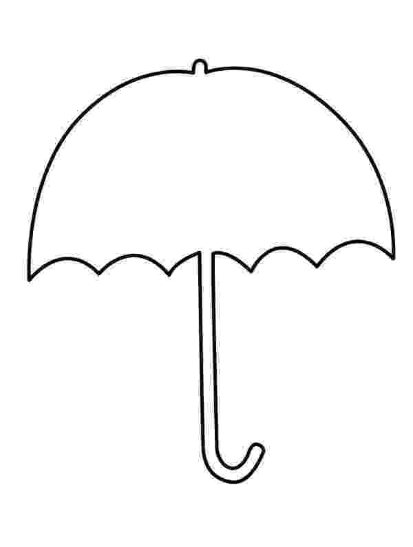 umbrella coloring page umbrella coloring pages for childrens printable for free umbrella coloring page