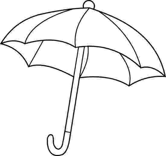 umbrella coloring page umbrella coloring pages getcoloringpagescom umbrella coloring page