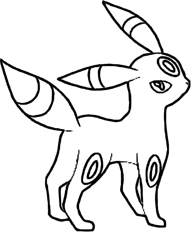 umbreon coloring umbreon lineart by skylight1989 on deviantart umbreon coloring