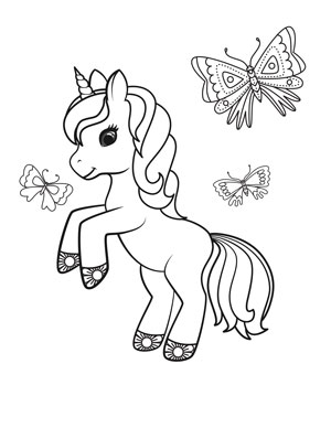 unicorn coloring page black and white coloring sheet unicorn coloring pages unicorn coloring page