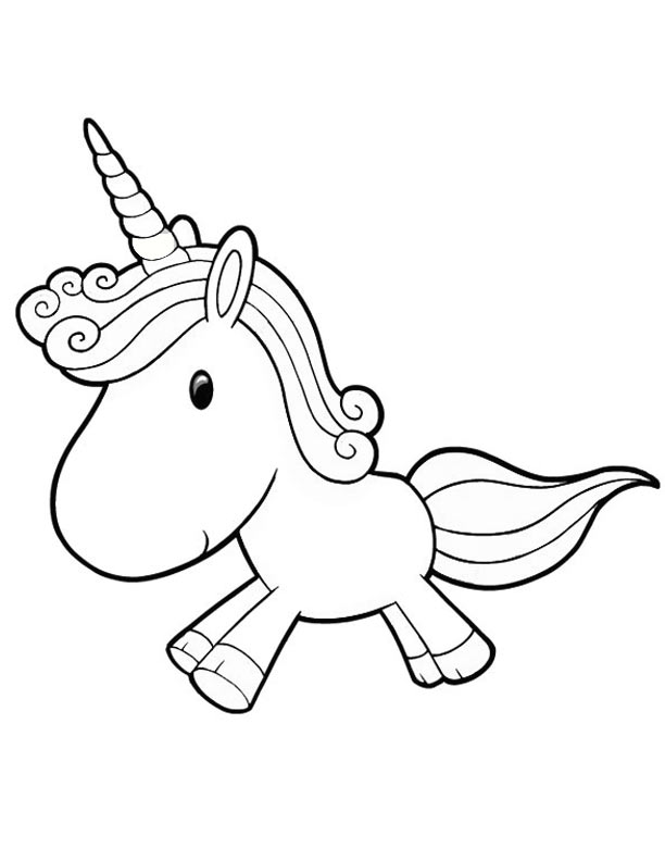 unicorn coloring page unicorn coloring pages getcoloringpagescom coloring unicorn page