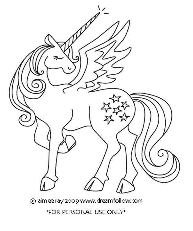 unicorn coloring page unicorn coloring pages getcoloringpagescom unicorn coloring page