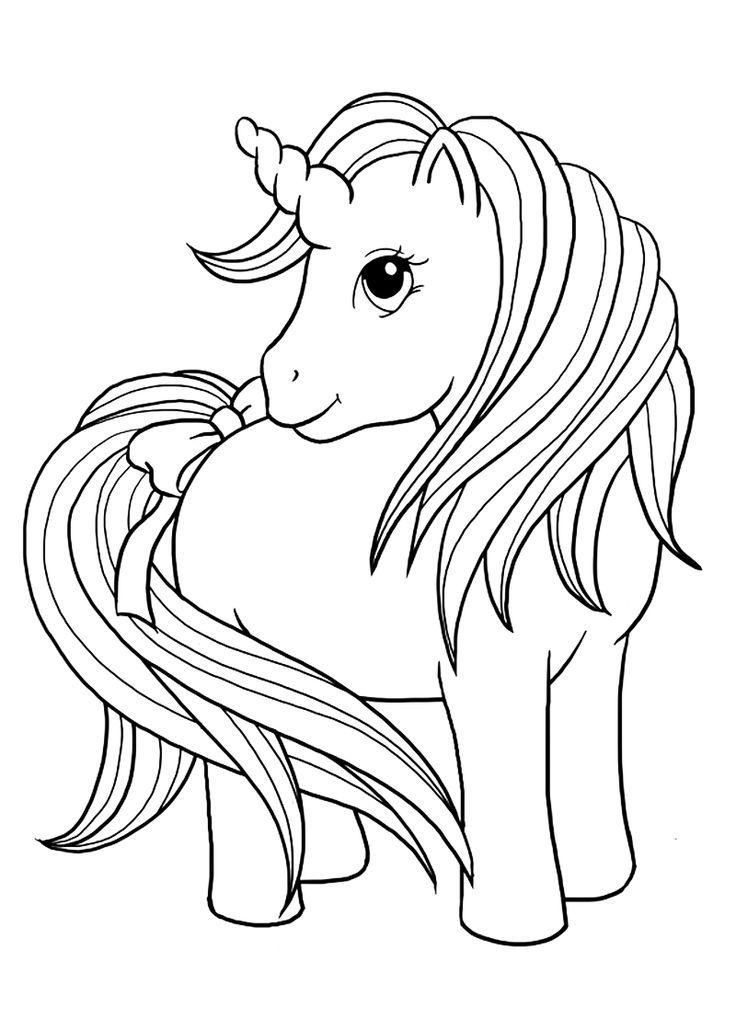unicorn coloring page unicorn coloring pages getcoloringpagescom unicorn page coloring