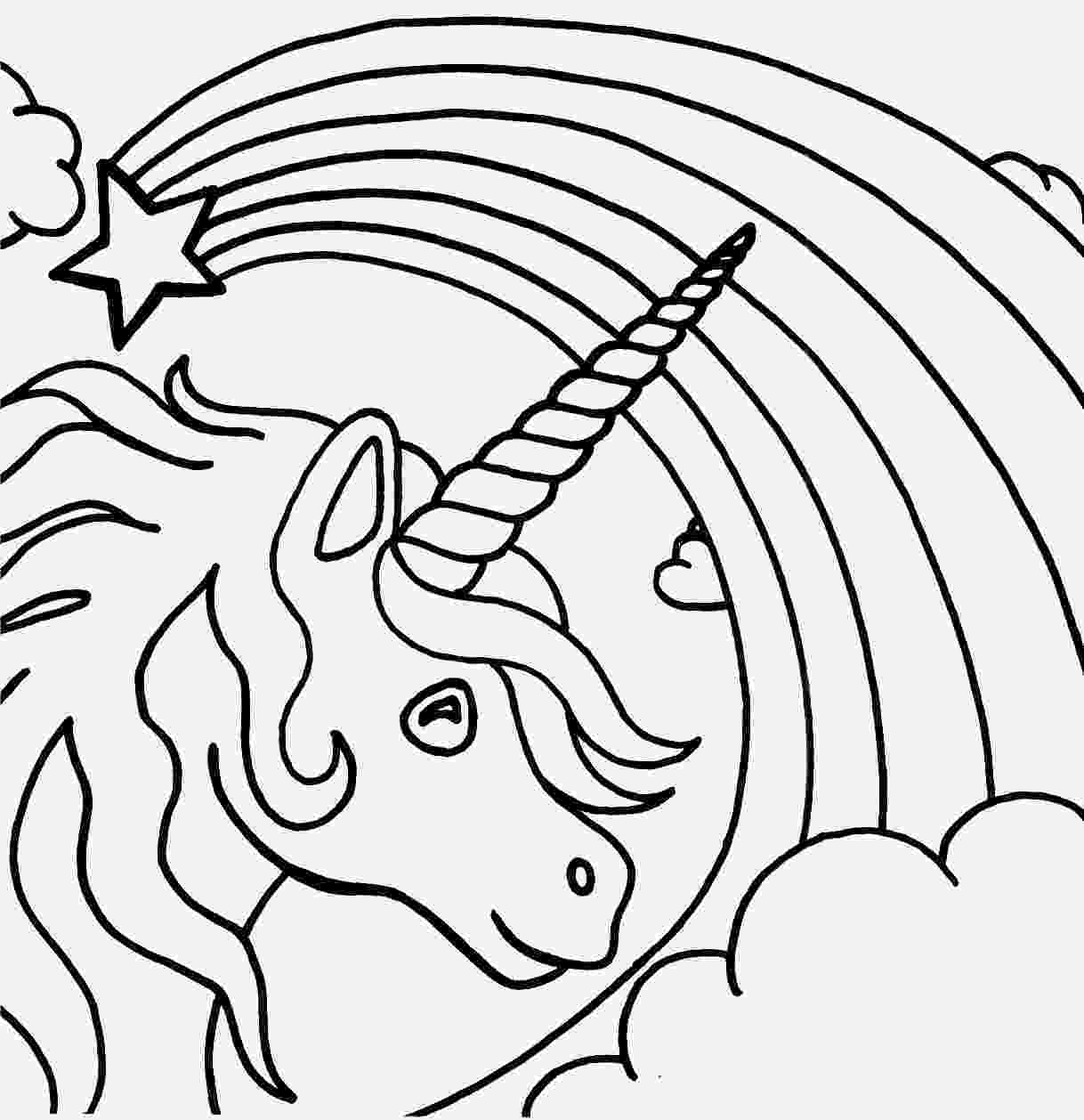 unicorn colouring free printable unicorn coloring pages for kids colouring unicorn 1 1
