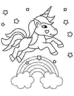 unicorn colouring unicorn worksheet educationcom unicorn colouring
