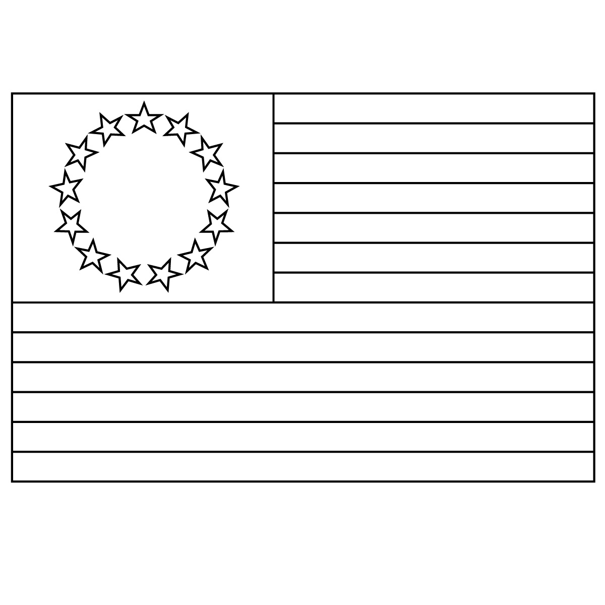 united states flag coloring page clip art united states flag waving in wind bw stars united coloring flag states page