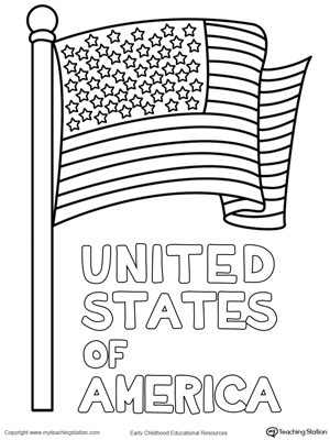 united states flag coloring page usa starburst coloring page myteachingstationcom united flag page coloring states