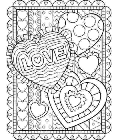valentine hearts coloring pages filevalentines day hearts alphabet blank1 at coloring hearts coloring pages valentine