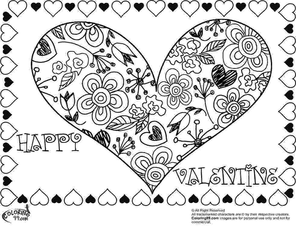 valentine hearts coloring pages hearts valentine39s day coloring child coloring coloring valentine hearts pages