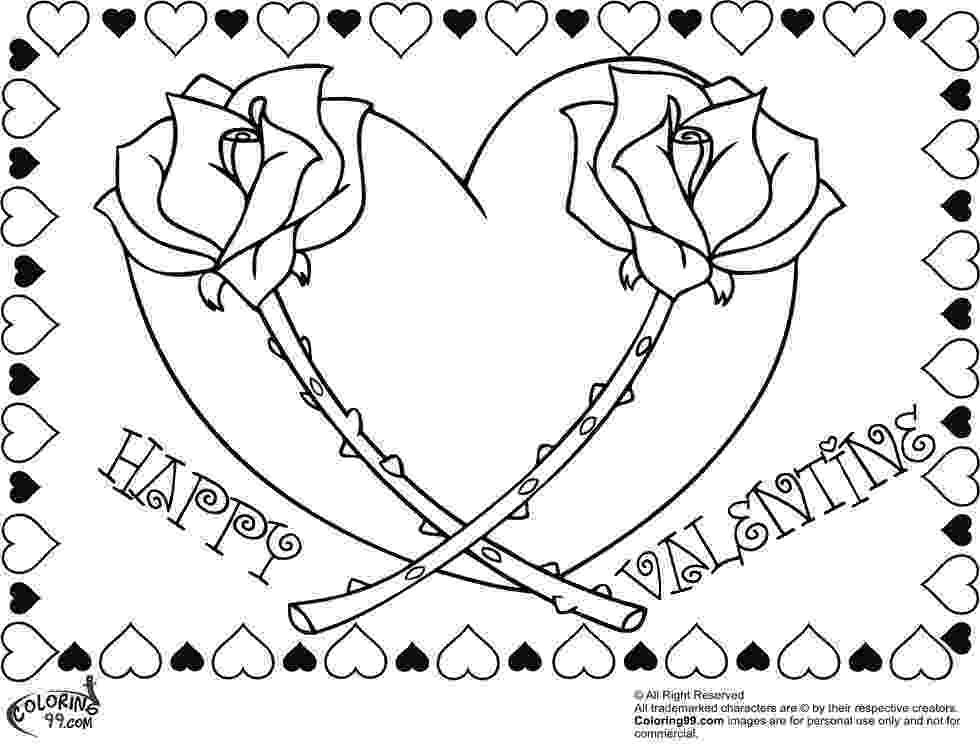 valentine hearts coloring pages rose valentine heart coloring pages team colors valentine coloring pages hearts