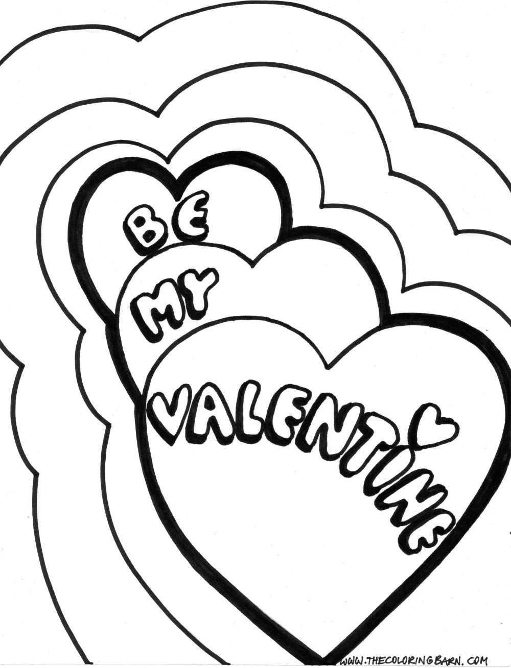 valentines color pages free printable valentine day coloring pages belogseppot pages valentines color