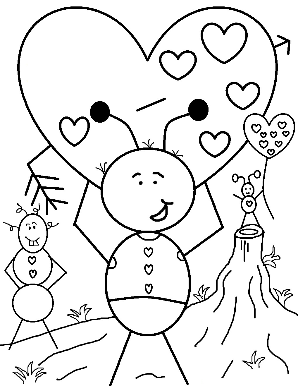 valentines coloring pages printable free printable valentine coloring pages for kids coloring valentines pages printable