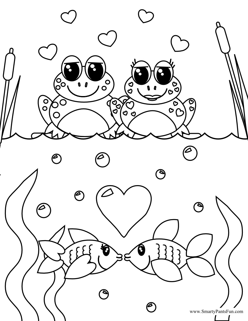 valentines colouring pages smarty pants fun printables january 2012 colouring valentines pages