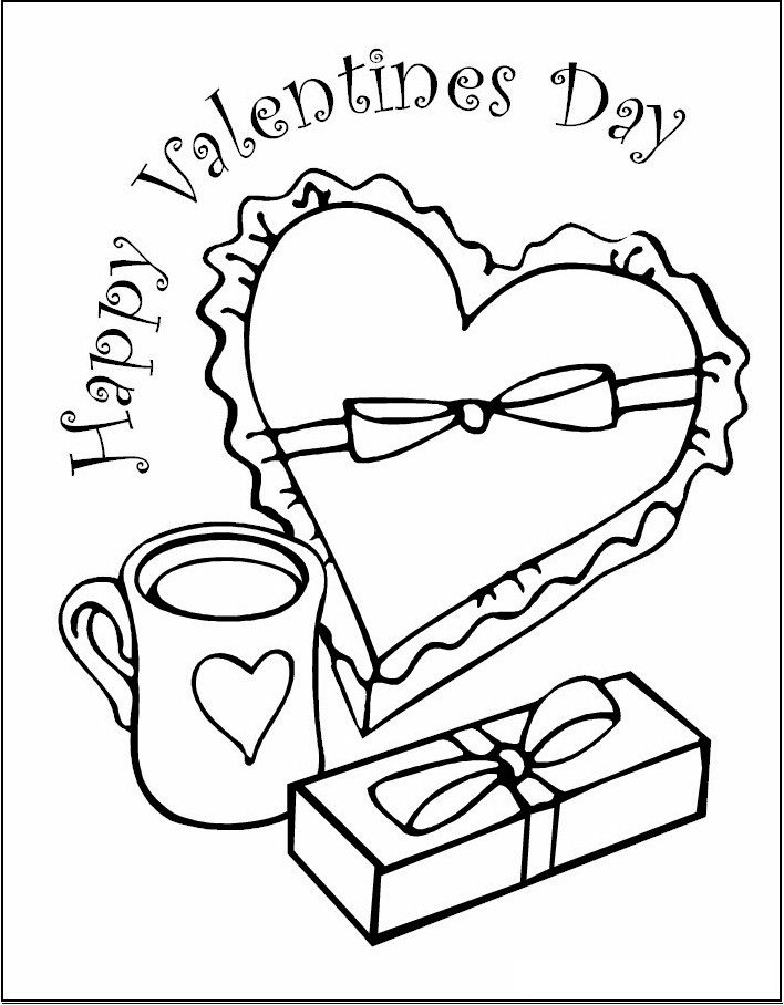 valentines colouring pages valentine39s day pictures 2013 pages colouring valentines
