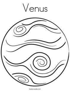 venus coloring pages venus planet coloring page free printable coloring pages venus pages coloring