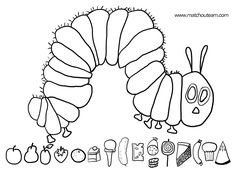 very hungry caterpillar colouring sheets celebrate the very hungry caterpillar day with kids yoga sheets caterpillar hungry colouring very