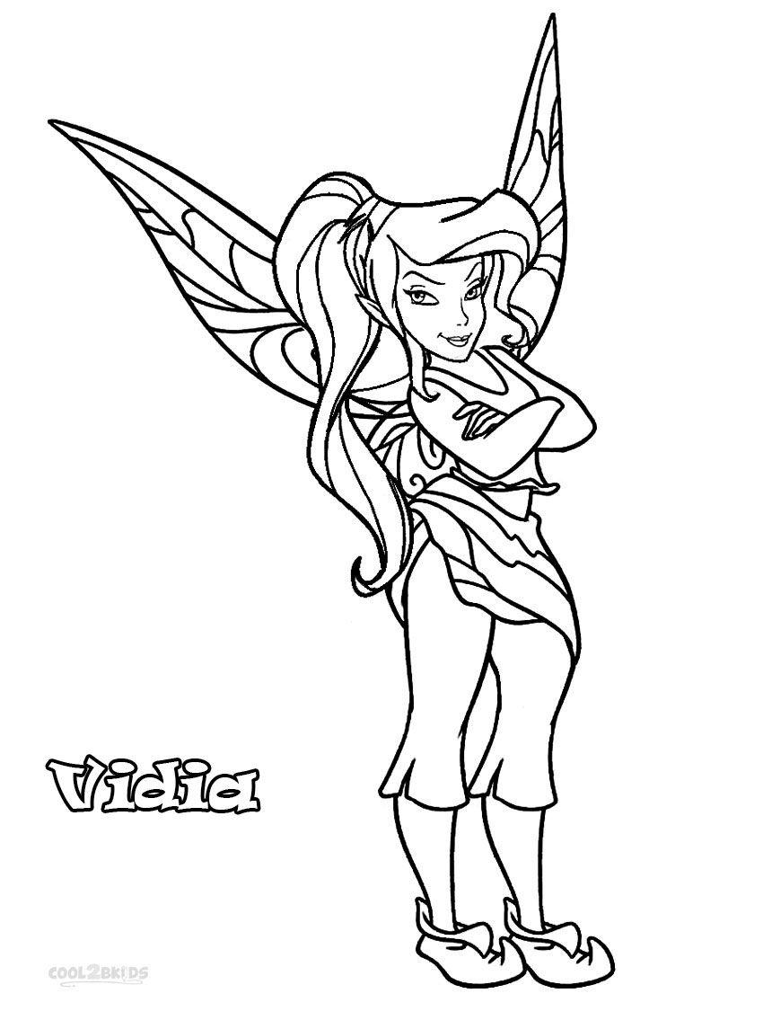 vidia fairy coloring pages disney vidia coloring pages peri cantik peri dan gambar pages coloring fairy vidia