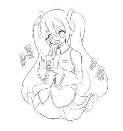 vocaloid coloring pages vocaloid lily lineart by gerza07 on deviantart pages coloring vocaloid