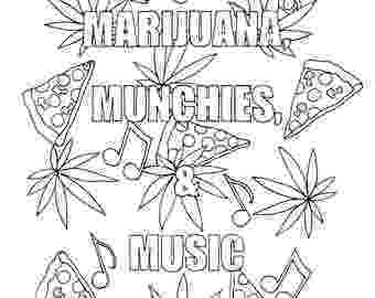 weed coloring sheets i don39t do drugs i smoke weed adult coloring page by coloring sheets weed