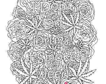 weed coloring sheets sweet leaf adult coloring page by the artful maker weed sheets coloring