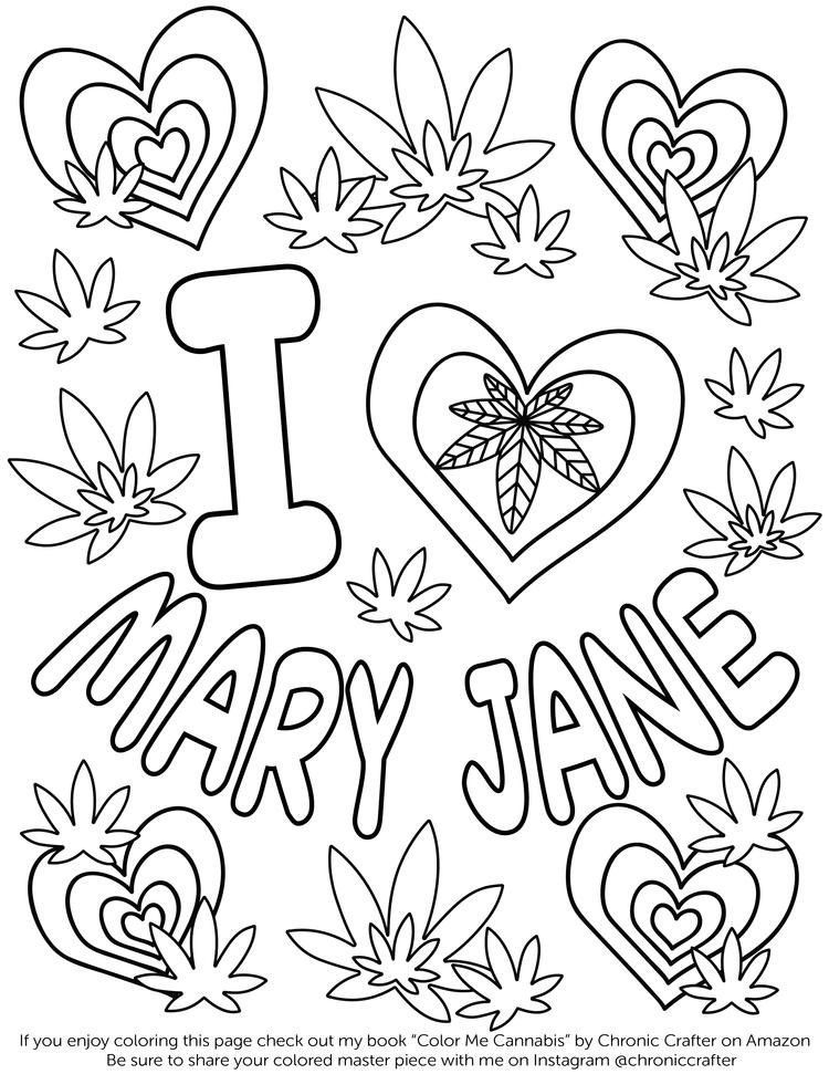 weed coloring sheets weed stoner drawings coloring pages weed sheets coloring