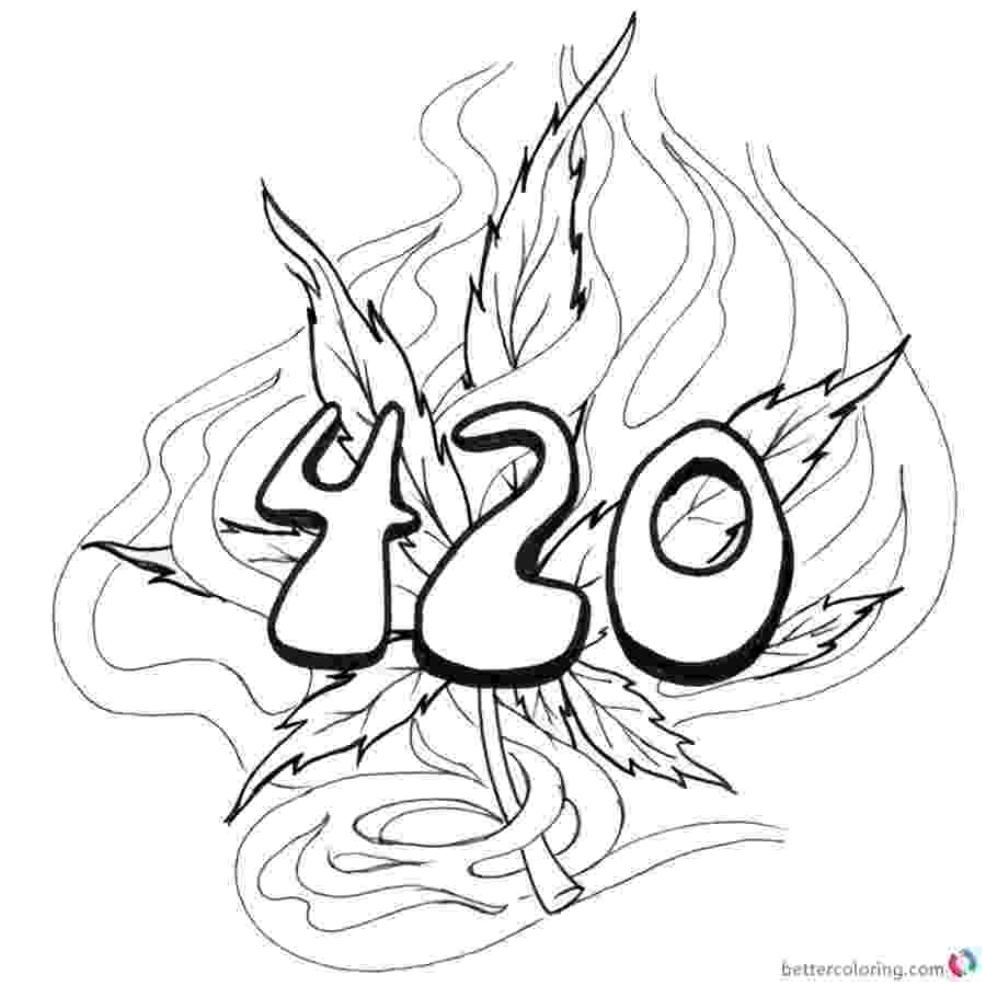 weed coloring sheets weed tattoo art similar deviations board sketch coloring page weed coloring sheets