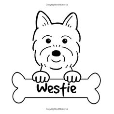 westie coloring pages 33 best images about digi stamps doggies on pinterest coloring westie pages