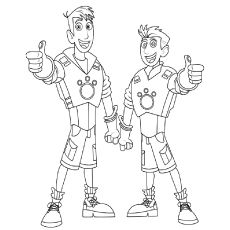 wild kratts coloring pages black and white pbs kids coloring pages printable coloringsnet wild pages coloring white kratts and black