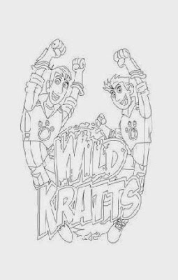 wild kratts coloring pages black and white the kratt brothers colouring pages kratts coloring white pages wild and black