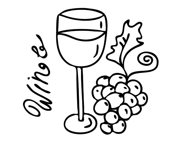wine bottle coloring pages 1000 images about coloring book on pinterest coloring pages bottle wine coloring