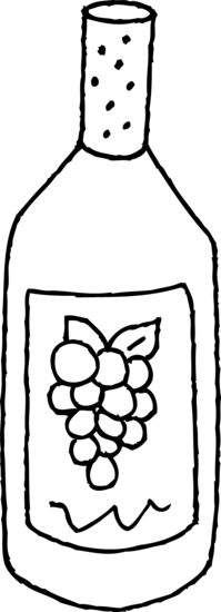 wine bottle coloring pages wine bottle and glass coloring page coloringcrewcom coloring wine pages bottle