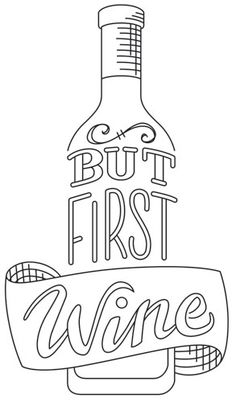wine bottle coloring pages wine bottles drawing at getdrawingscom free for coloring wine bottle pages