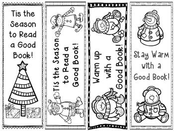winter bookmarks coloring page items similar to autumn winter nature set of 2 coloring coloring page winter bookmarks