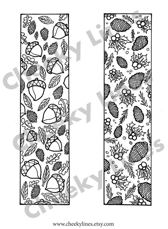 winter bookmarks coloring page winter holiday bookmarks printable coloring activity pre winter coloring bookmarks page