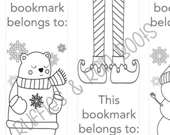 winter bookmarks coloring page winter mandala coloring pages by art is basic teachers page bookmarks winter coloring