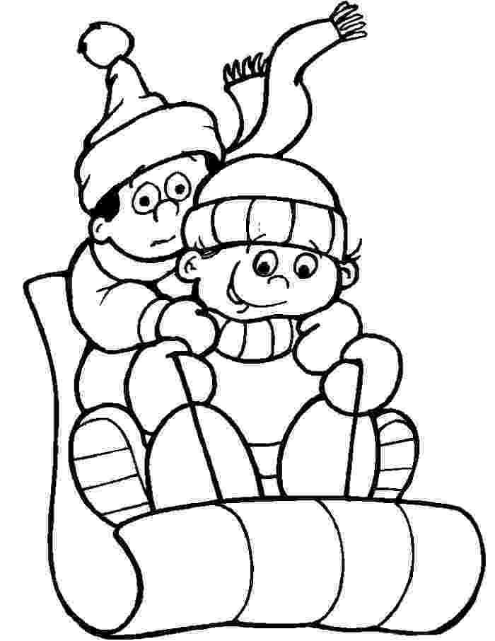 winter coloring pages fichas de inglés para niños winter coloring pages pages coloring winter