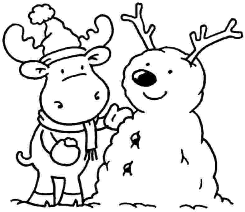 winter coloring pages free winter printables winter pages coloring