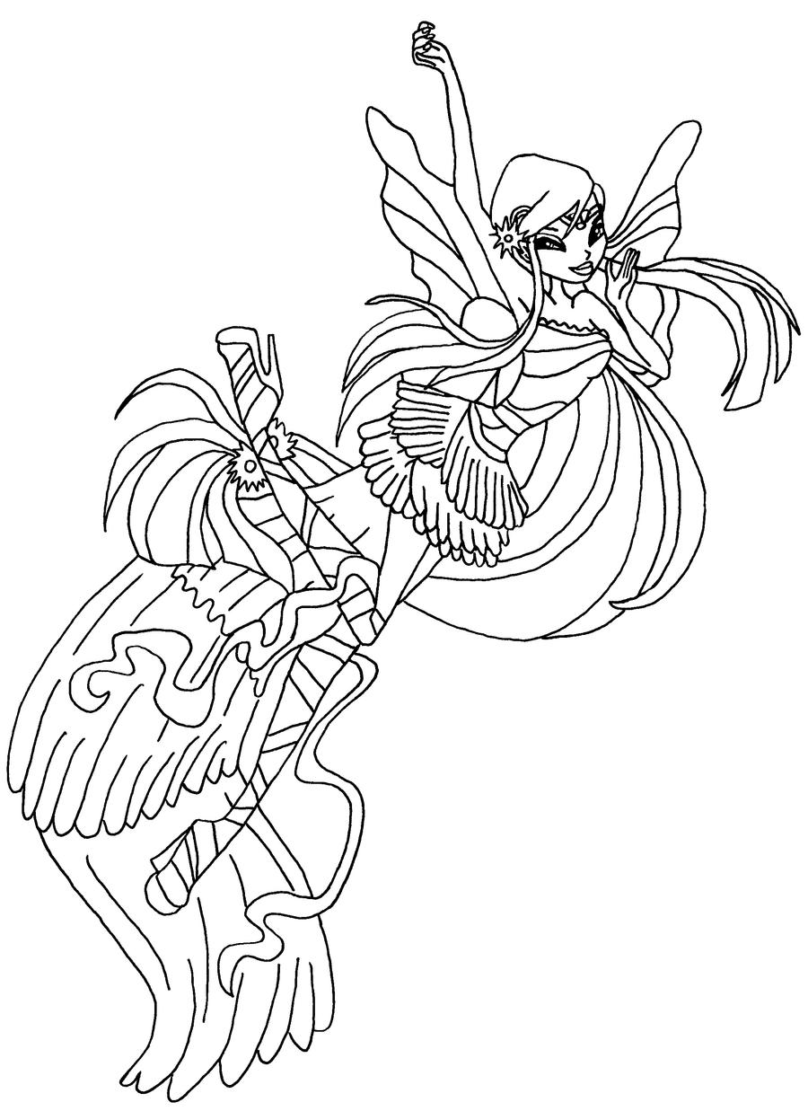 winx club musa musa harmonix bw by elfkena on deviantart winx club musa