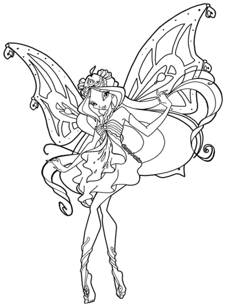 winx coloring page winx club bloom coloring page free printable coloring pages winx coloring page