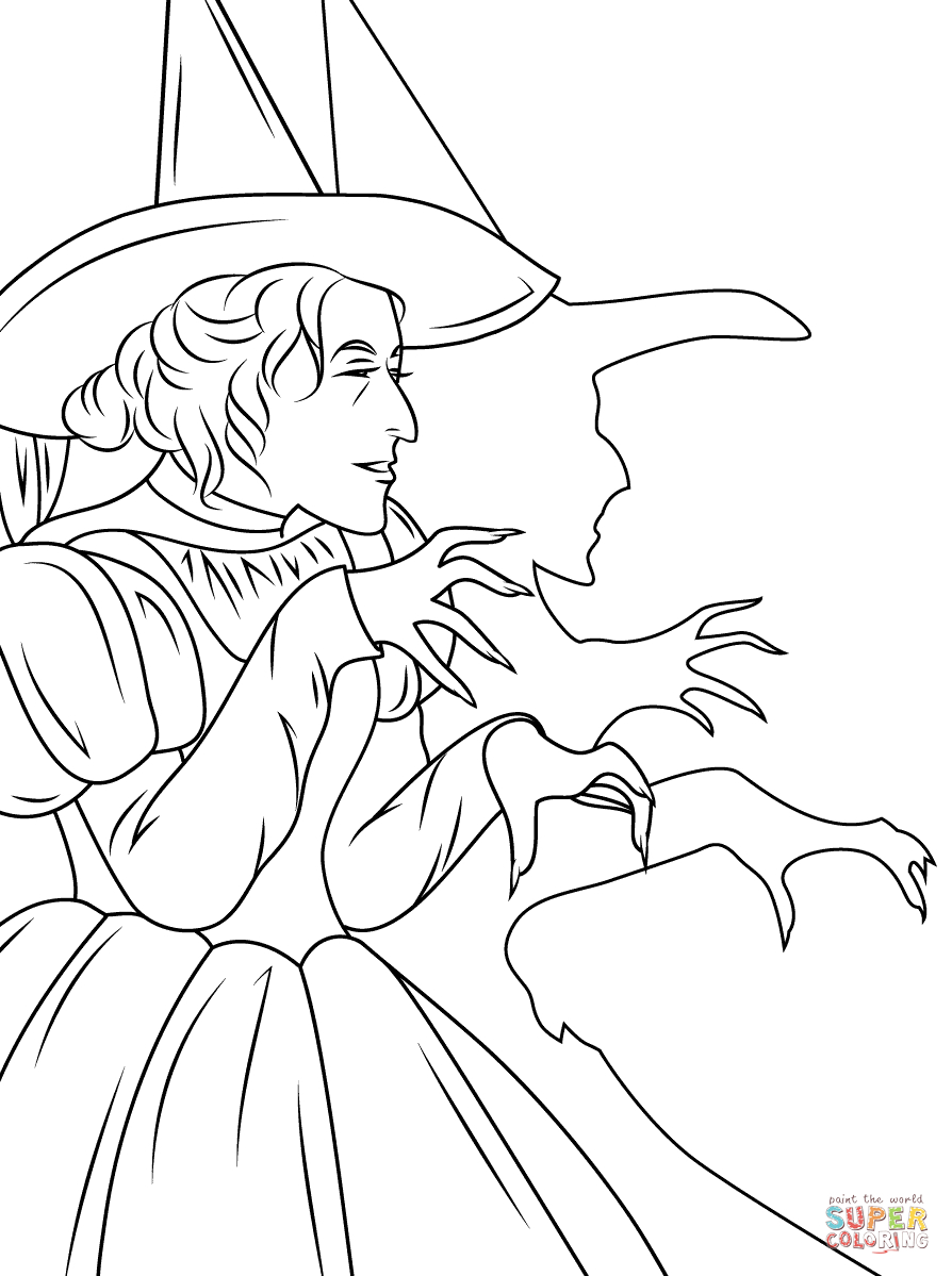 wizard of oz coloring pages free dorothy wizard of oz coloring pages of coloring wizard pages oz free