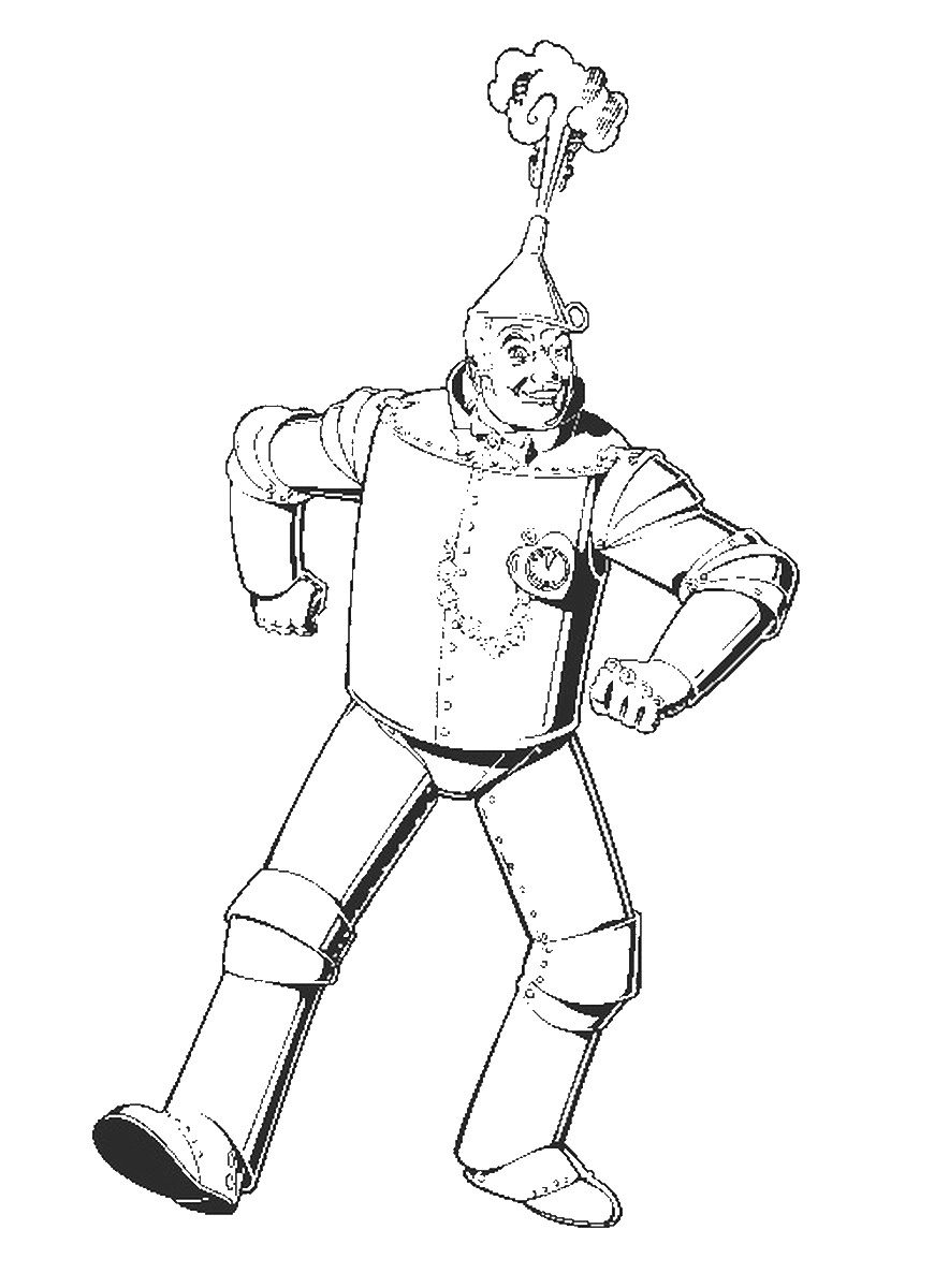 wizard of oz coloring pages free wizard of oz coloring pages free of coloring wizard oz pages