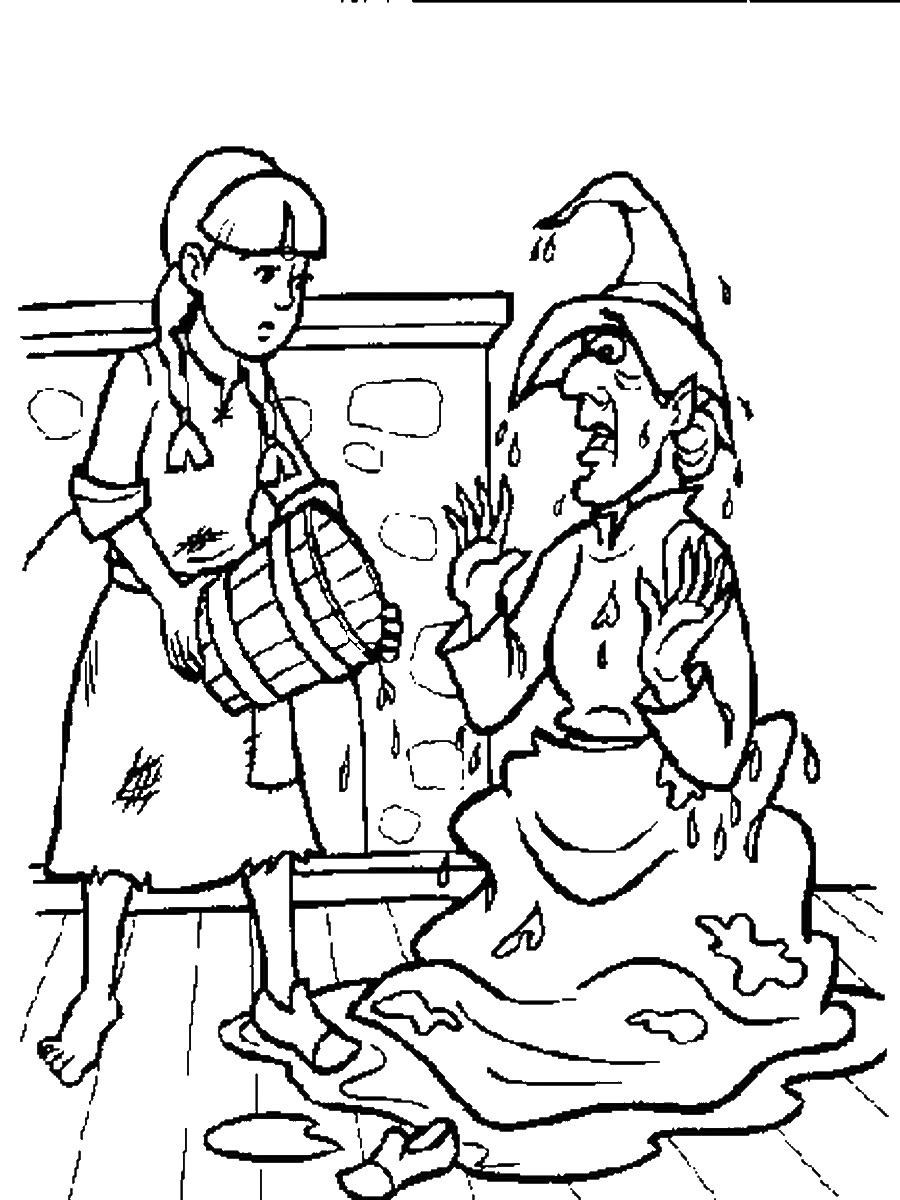 wizard of oz coloring pages to print dorothy holding toto coloring page free printable wizard coloring oz to print of pages