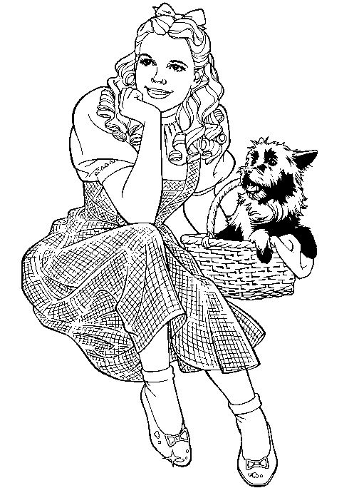wizard of oz coloring pages to print scarecrow tin man dorothy and cowardly lion coloring to of coloring print oz pages wizard