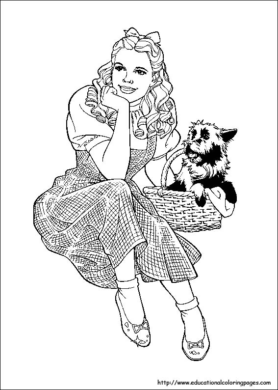 wizard of oz pictures to print wizard of oz coloring pages of pictures print to wizard oz