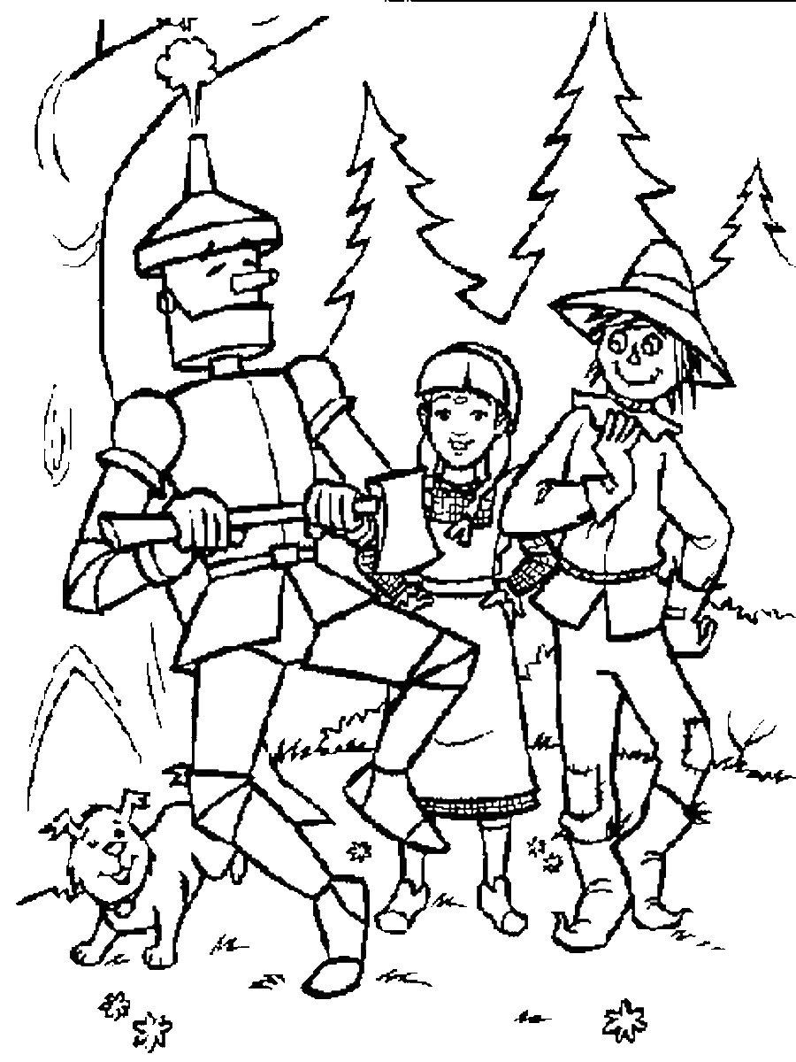 wizard of oz pictures to print wizard of oz coloring pages pictures of print wizard to oz