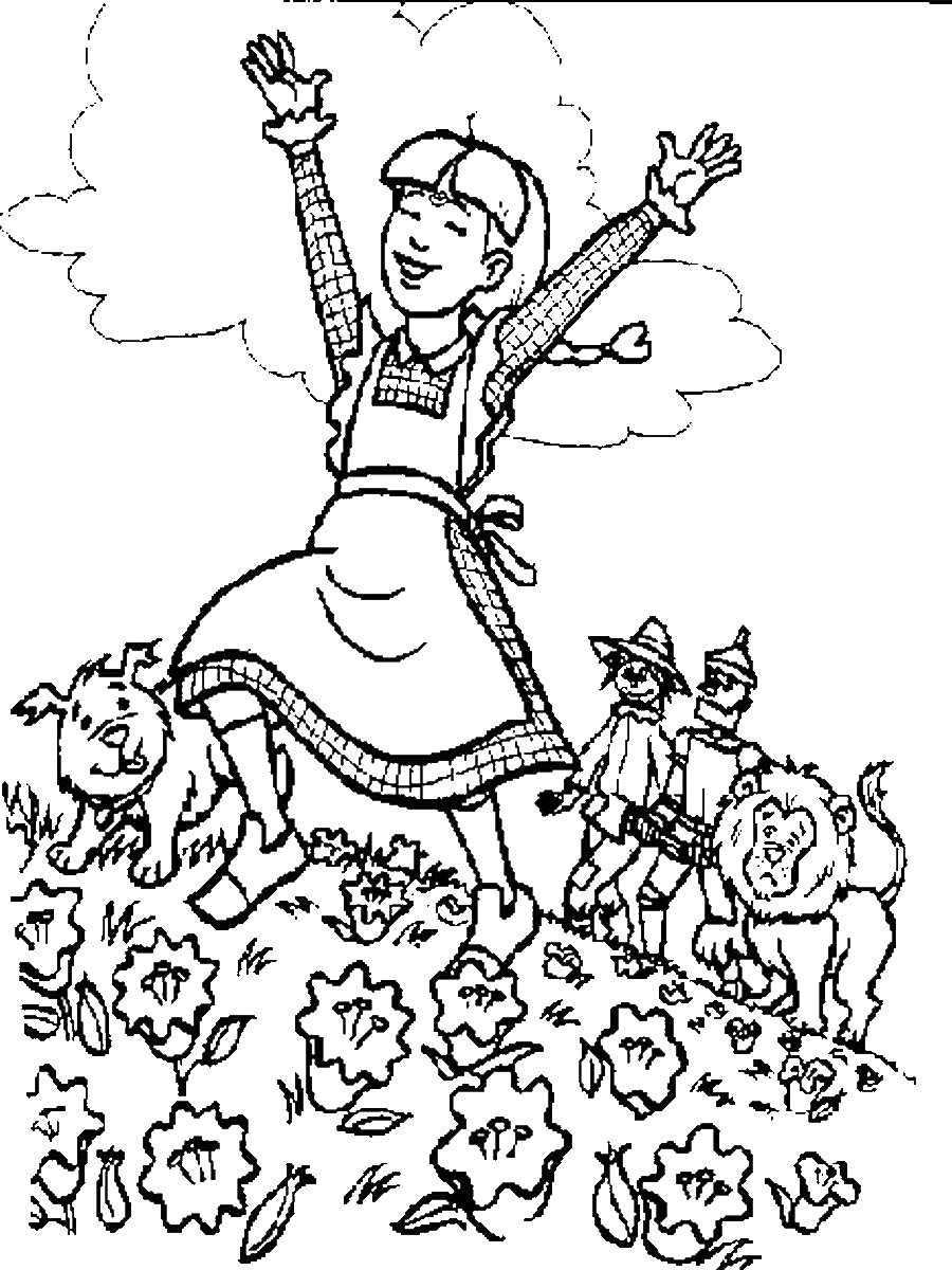 wizard of oz pictures to print wizard of oz coloring pages printable sketch coloring page print of pictures to wizard oz