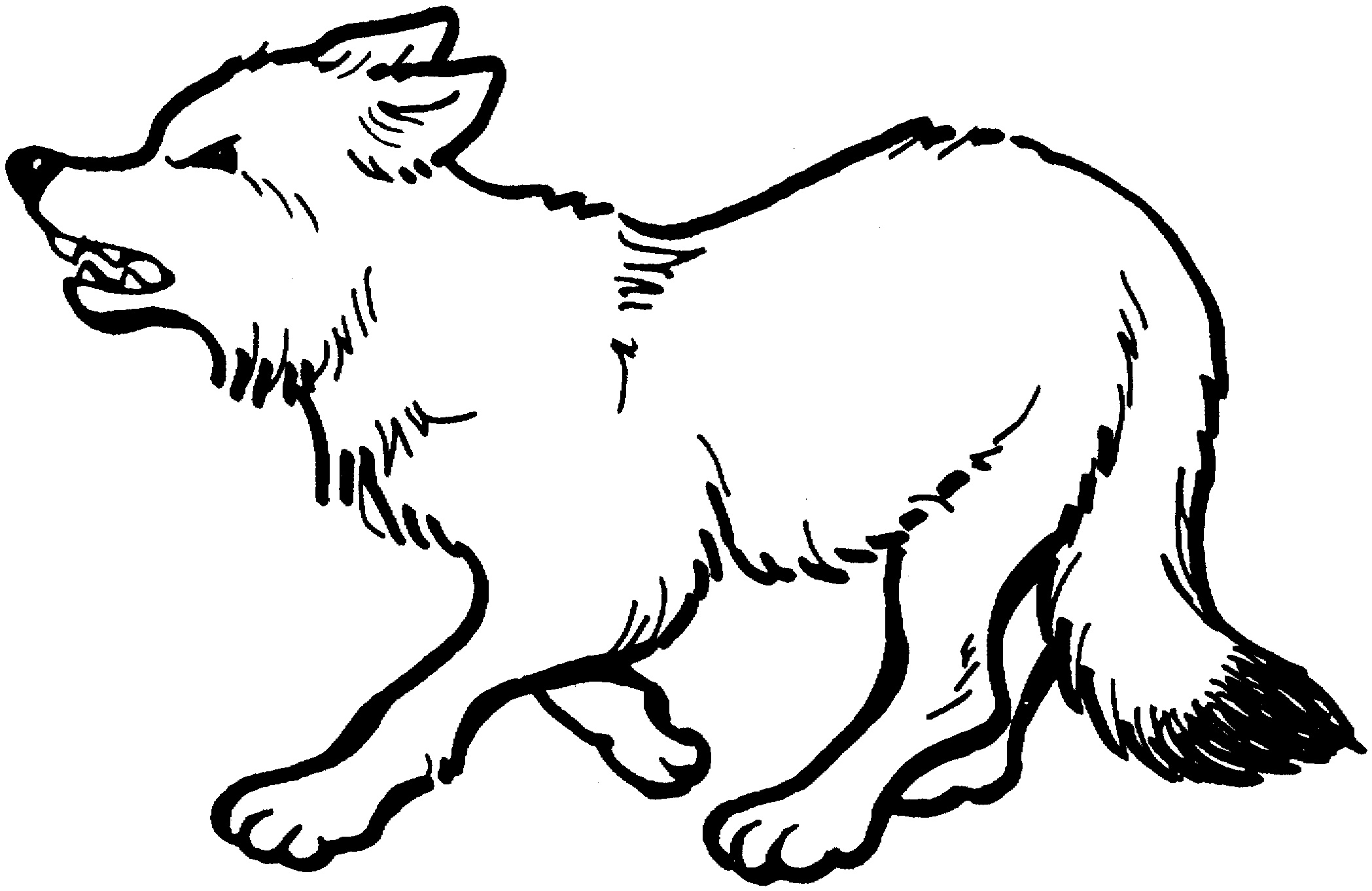 wolf coloring page free printable wolf coloring pages for kids animal place page wolf coloring