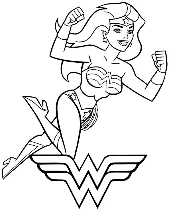 wonder woman coloring sheet free printable wonder woman coloring pages gtgt disney wonder sheet coloring woman