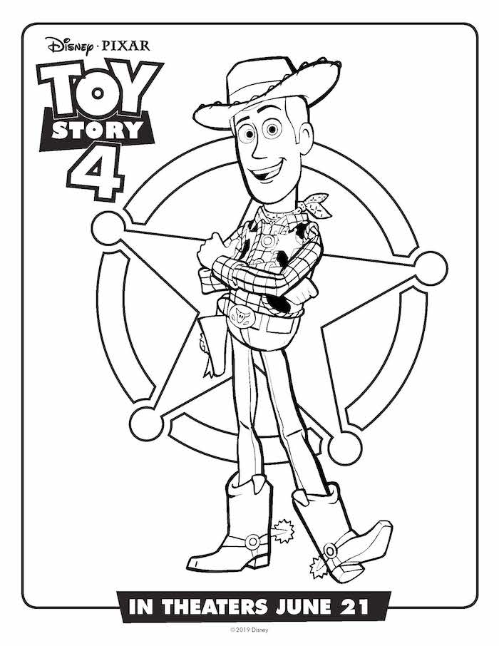 woody toy story para colorear toy story woody para colorear pinta y colorea dibujos woody para story colorear toy